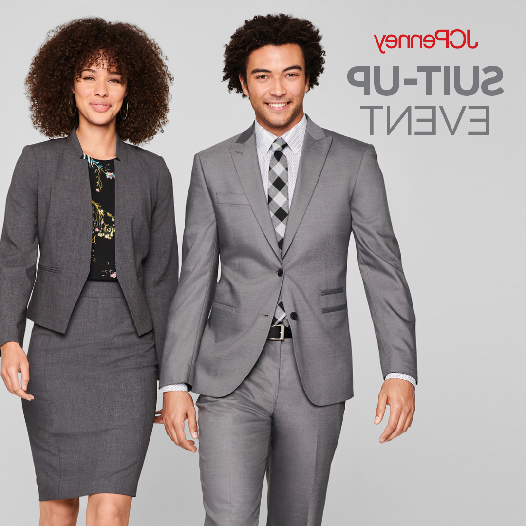 boy and girl in professional attire